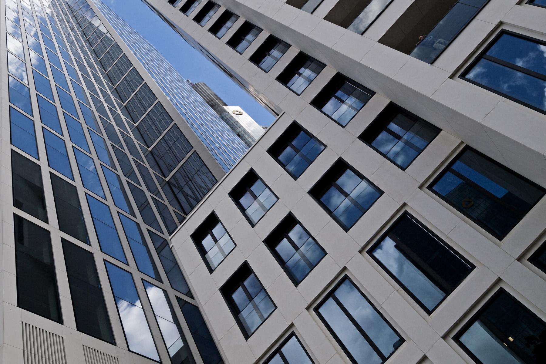 Gebäudeansicht Tower MMK